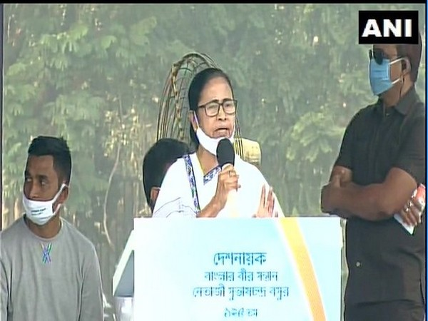 Federal structure destroyed, there will be reaction for wrong action; Mamata Banerjee warns Centre