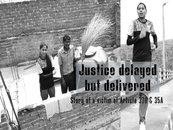 'Justice Delayed but Delivered' film shows how person takes claim of constitutional rights, says director