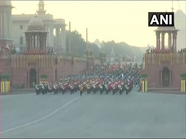 Beating the Retreat ceremony to have 'Swarnim Vijay' composition