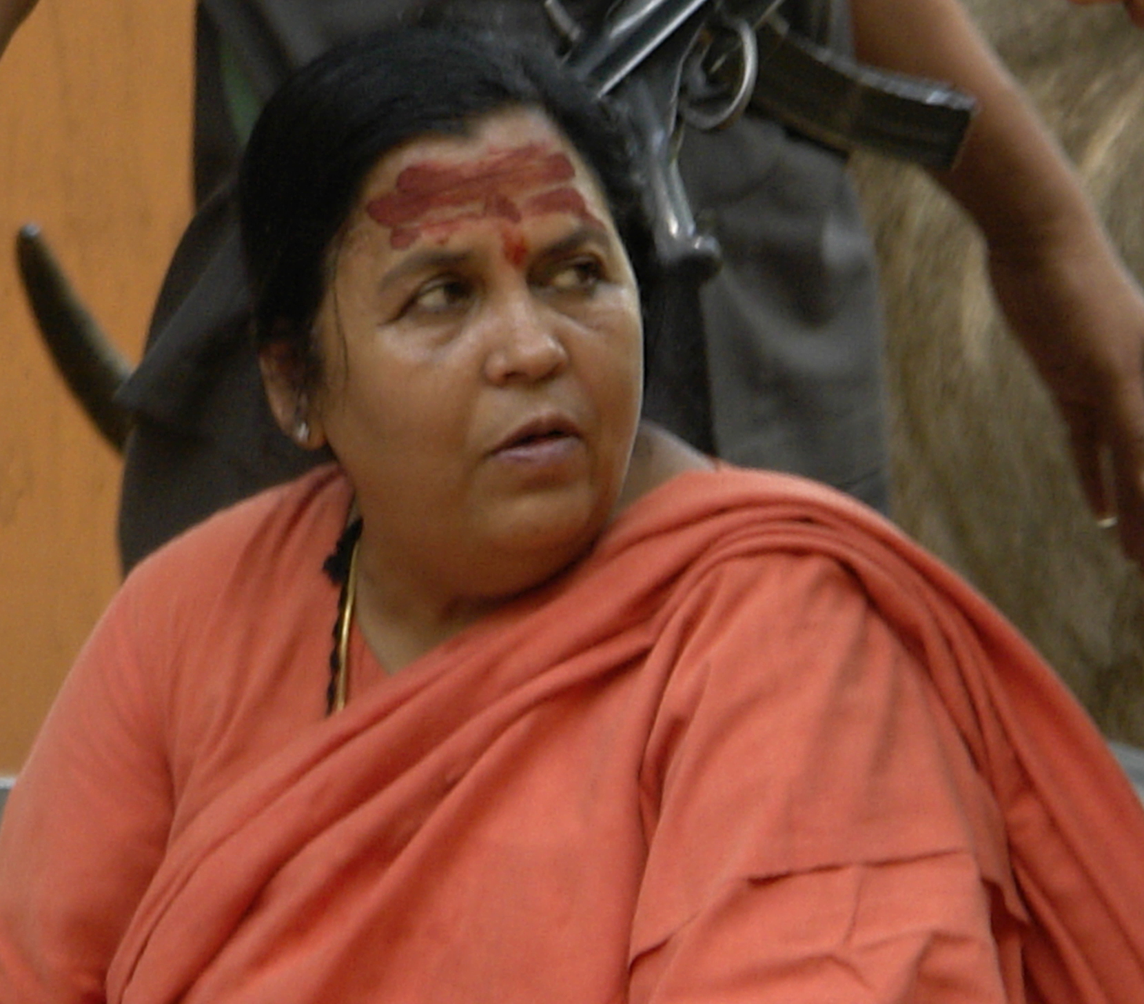 Babri demolition trial: Uma Bharti appears before special court, accuses BJP of framing her