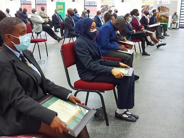 Matric 2020 class deserves outmost praise: SA Democratic Teachers' Union