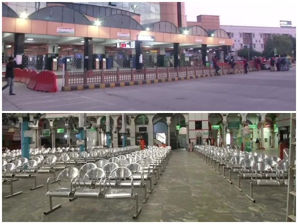COVID-19: Railway stations deserted as Indian Railways cancels passenger train
