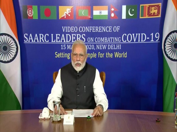 PM Modi thanks SAARC leaders for contributing to COVID-19 emergency fund