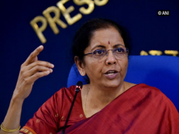 Sitharaman hails RBI Guv's reassuring words on financial stability