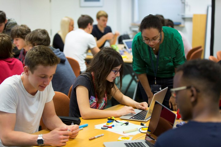 Tech Futures Lab joins AWS to help students acquire skills in cloud IT workforce