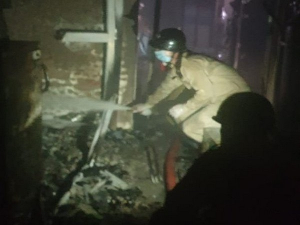 Fire breaks out at COVID-19 hospital in Delhi; seven patients rescued