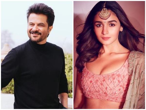 Alia Bhatt, Anil Kapoor laud Madhuri Dixit's debut single 'Candle'
