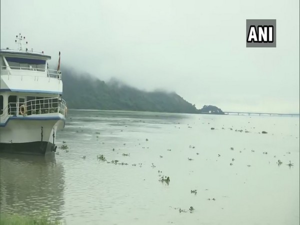 Water level of Brahmaputra rises due to incessant rainfall