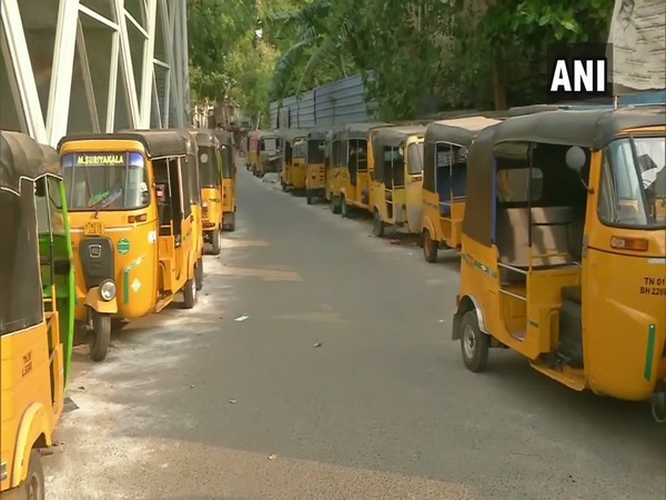 Auto-drivers in Chennai urge TN govt to allow plying of three-wheelers in the city