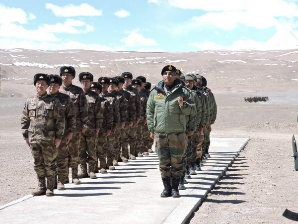 Indian Army denies reports about patrol being detained by Chinese in Ladakh