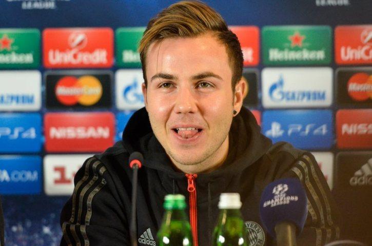 World Cup winner Goetze to part ways with Dortmund