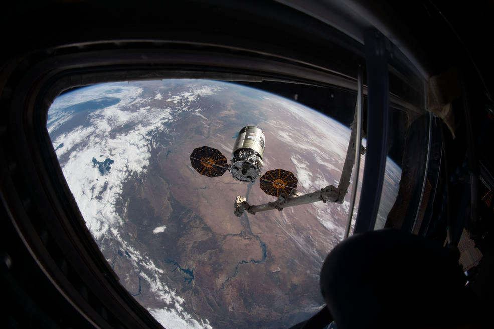 Cygnus resupply ship to leave space station next week: Watch it live!