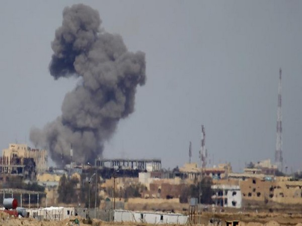 Rebels target Russian controlled Hmeimim airbase in Syria