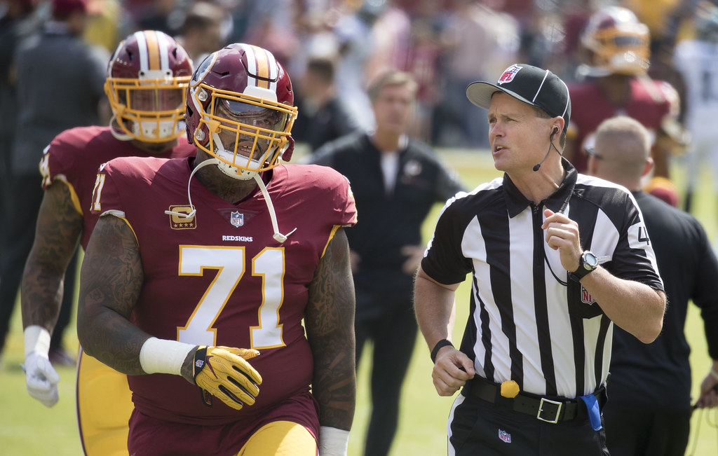 Williams: Dispute with Redskins is over skin cancer