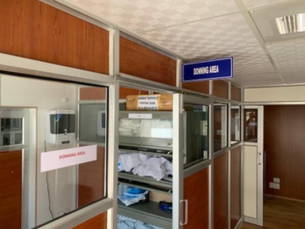 Ladakh LG inaugurates COVID-19 testing facility at DIHAR