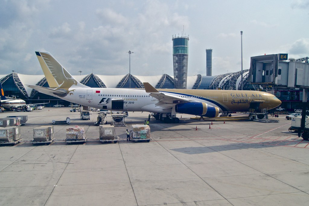 Two Gulf aircraft involved in 'minor incident' at Dubai airport