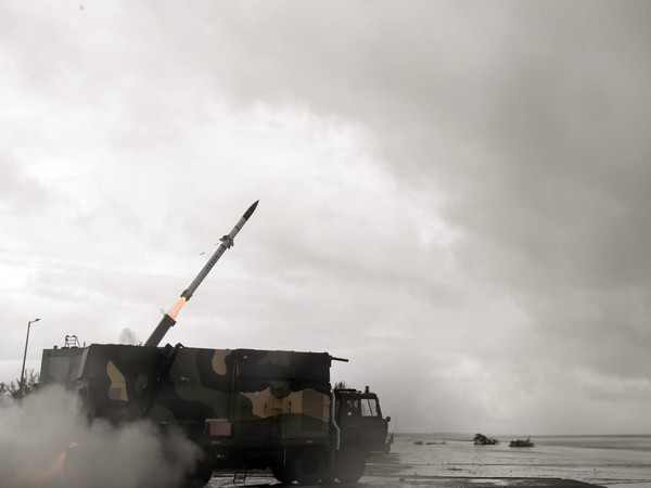 Second time in two days, DRDO successfully tests Akash-NG Missile in Balasore
