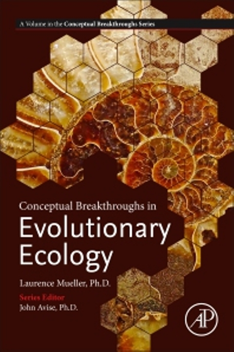 JNCASR included in book titled 'Conceptual Breakthroughs in Evolutionary Ecology'
