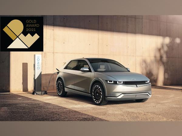 Hyundai Motors' IONIQ 5 won '2021 IDEA Design Award' Gold Prize
