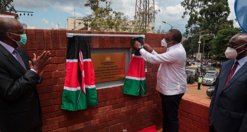 Central Bank of Kenya opens new center in Kisii to ease circulation of money