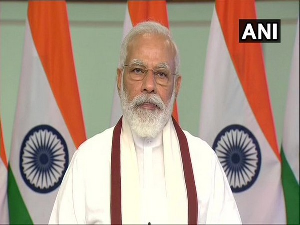 PM inaugurates three projects in Gujarat