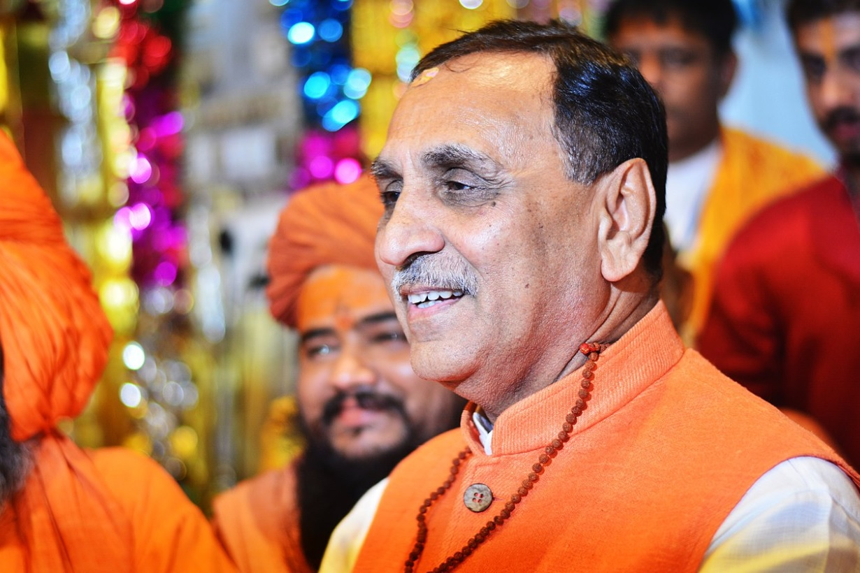 Gujarat conducting over 1 lakh COVID-19 tests a day: Rupani