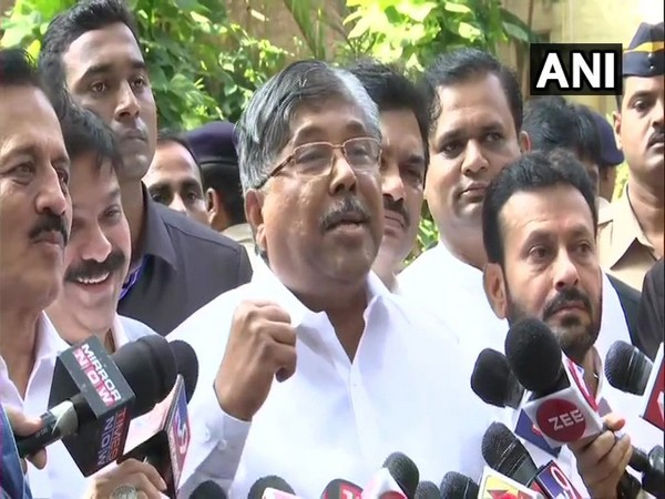 Shiv Sena betrayed mandate, this compelled BJP to form govt: Chandrakant Patil