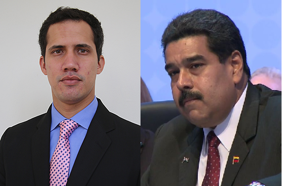 U.N. rights boss Bachelet to meet Maduro, Guaido in Venezuela - UN