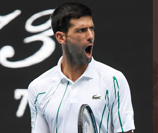 """Tennis-""""I'm not perfect,"""" says Djokovic after losing cool at Italian Open"""