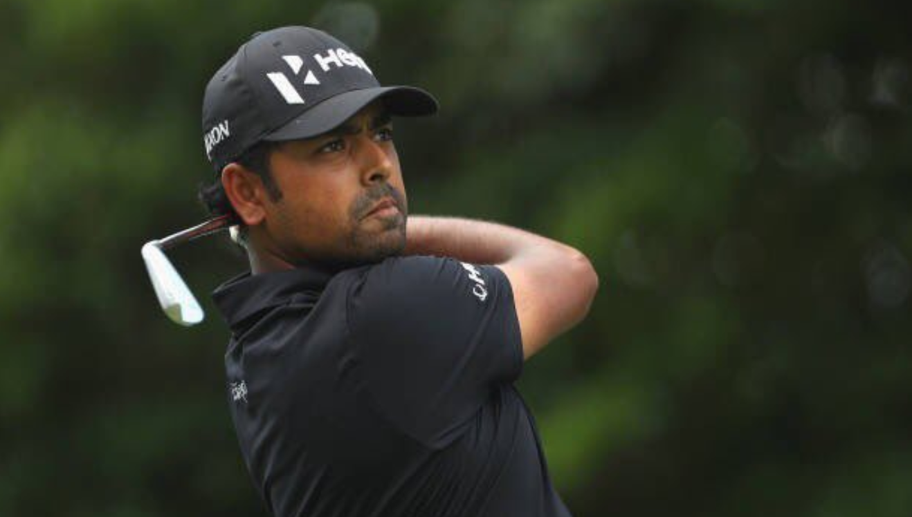 Lahiri off to a fine start with 68, lies 15th at American Express golf tournament