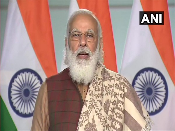 PM Modi lauds people for empowering girl child, ensuring 'Desh ki beti' leads life of dignity, opportunity