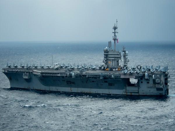 US carrier group enters South China Sea amid increasing China-Taiwan tensions