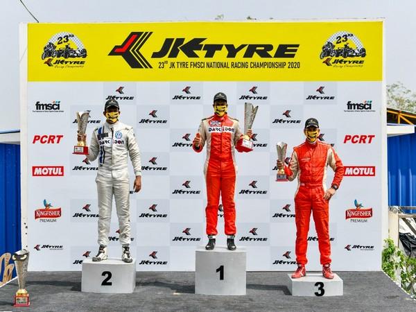 Sandeep Kumar, Amir Sayed emerge as National Racing Champions
