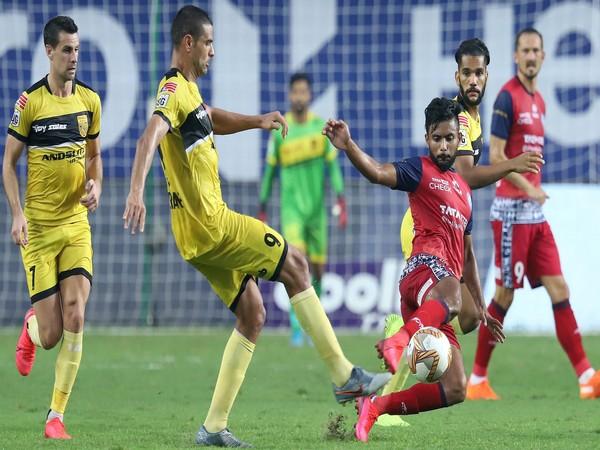 ISL 7: Profligate Hyderabad end up splitting points with Jamshedpur