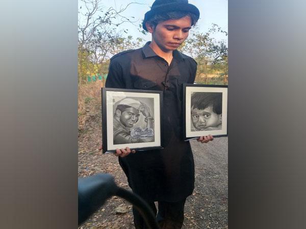 Varun Dhawan's fan arrives at wedding venue with handmade gift