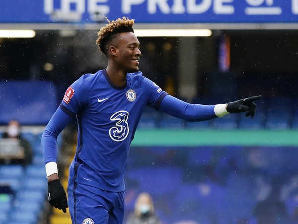 Abraham becomes 1st Englishman since Lampard to net hat-trick in FA Cup