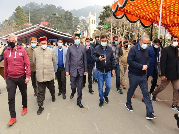 Himachal CM reviews preparedness ahead of golden jubilee statehood