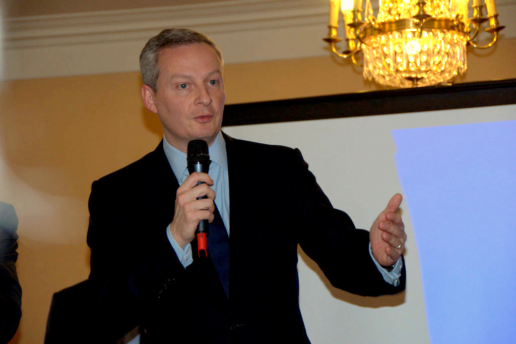 Huawei will not be prevented from investing in France - Le Maire