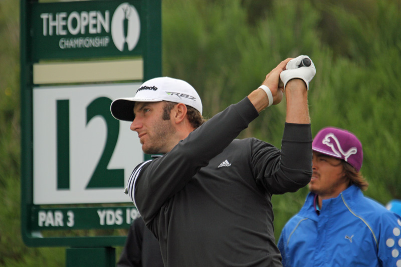 Johnson all set to hit PGA Championships after break