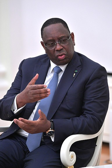 AOP to honor President Macky Sall with Africa Oil Man of Year award