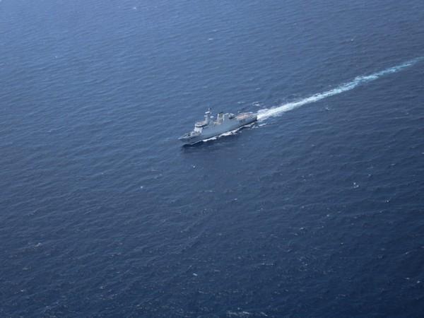 Fighting Corona on land, Indian Navy tracks Pakistani, Chinese Navy movements in seas