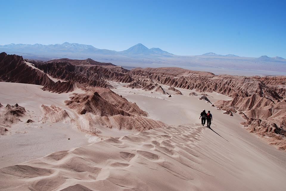 Remains of Jurassic sea predator found in Chile's Atacama desert