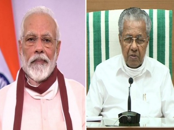 Prime Minister Narendra Modi wishes Kerala CM on his birthday, prays for his good health and long life