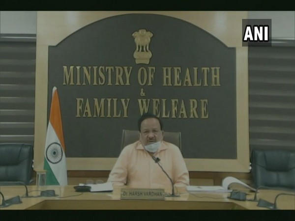 Doubling rate of COVID-19 cases currently over 13 days: Dr Harsh Vardhan
