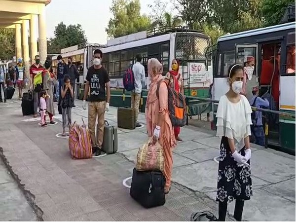 Over 99,000 migrant workers have left for home states from Kerala: Govt