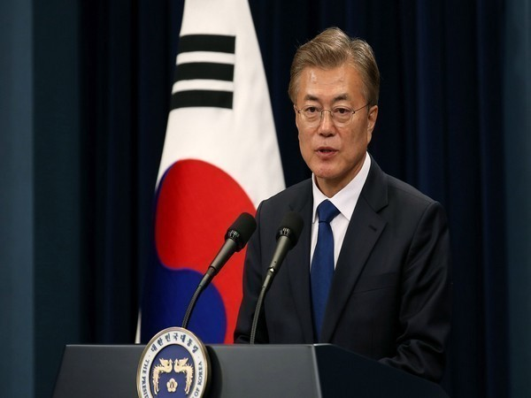 S.Korea's Moon taps new ambassador to U.S. as allies face N.Korea, defence costs