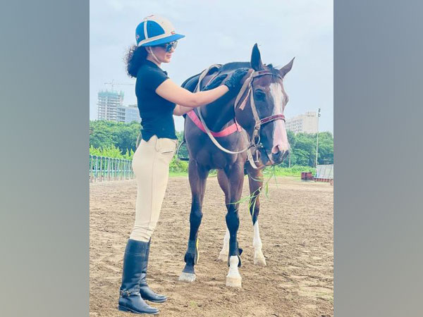 Kangana Ranaut shares her love for animals in latest post