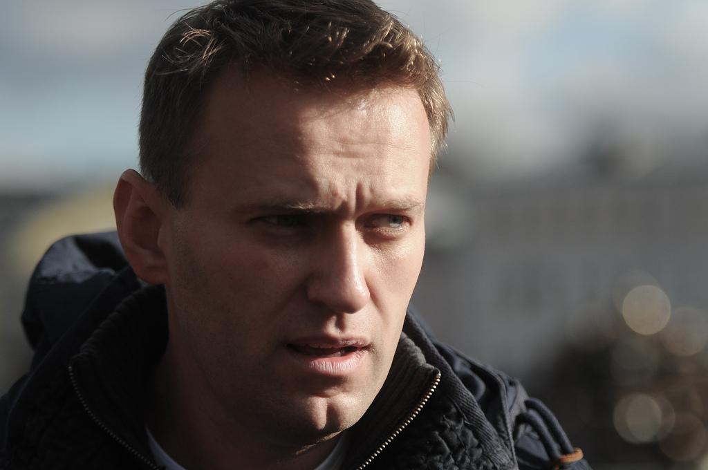 Kremlin critic Alexei Navalny tells Russian court to free him