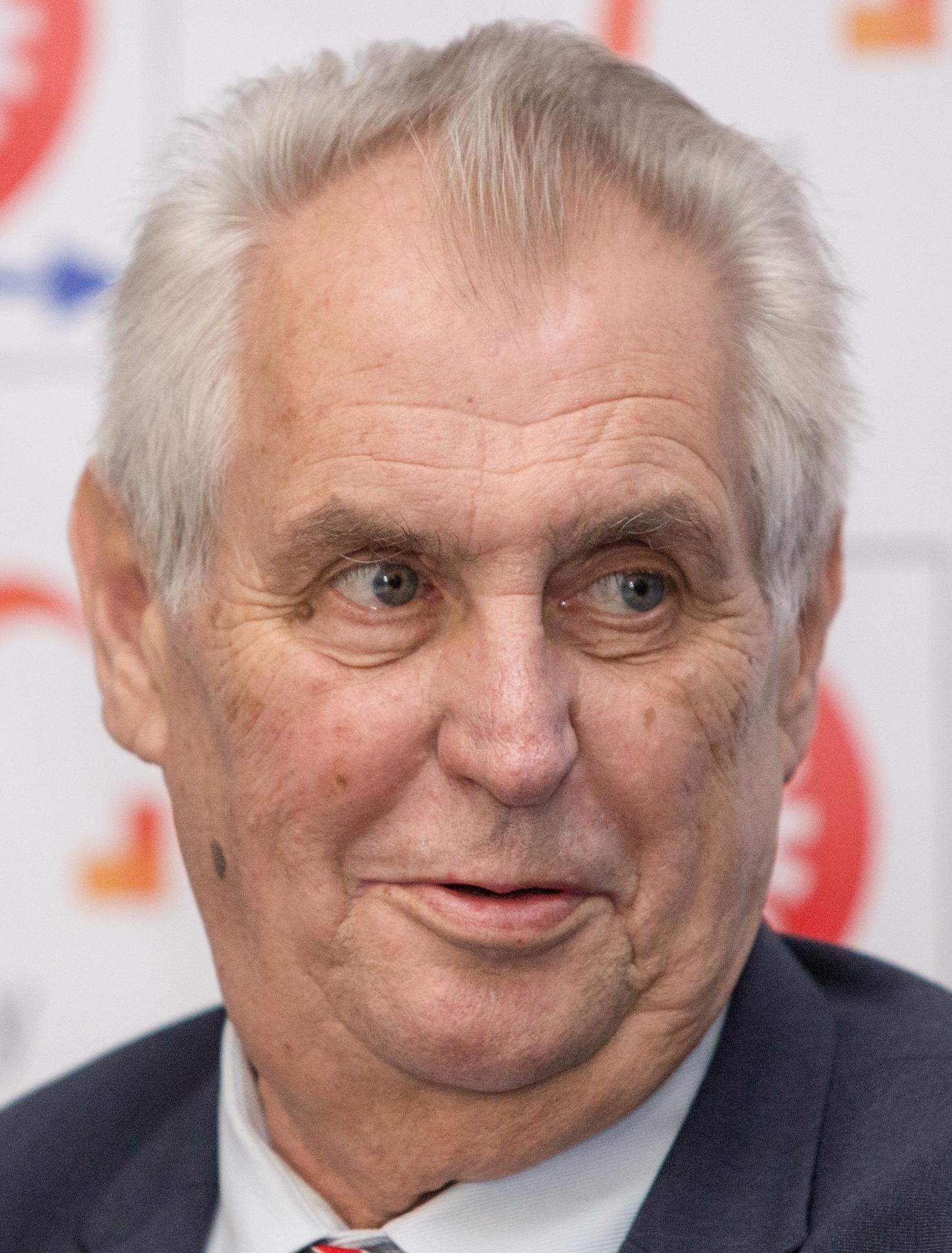 Czech president Zeman, predecessor Klaus hospitalised