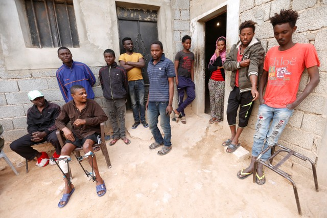 A range of UN programs helping migrant returnees to tackle trauma